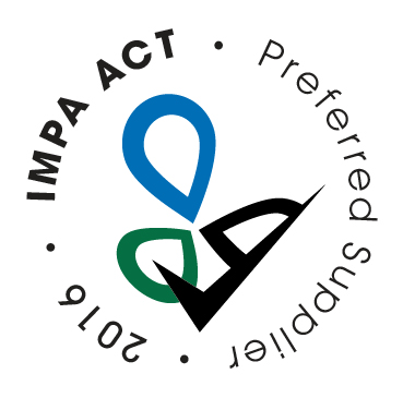 Weilbach is proud of this label: Preferred Supplier of IMPA ACT